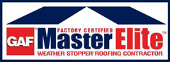 GAF Master Elite Roof Installers