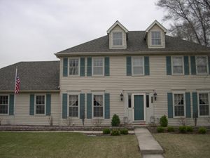 Residential Siding - Quality Siding for your home.