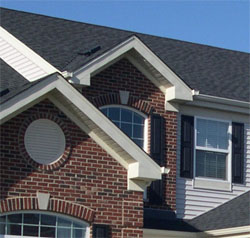 Soffit And Fascia Installation Chicago Area Home Soffit